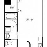 カーサアリビオ 306号室